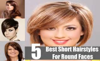best hair choices for round faces picture 3