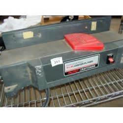 sears craftsman jointer/planer 21768 picture 14