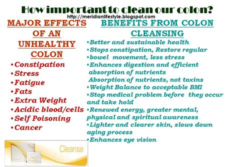 Benefits of a colon cleanse picture 1