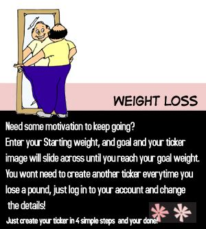 weight loss ticker picture 7