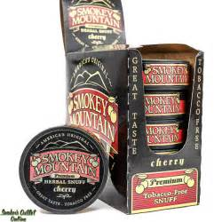 smoky mountain tobaccoless chew for sale picture 1