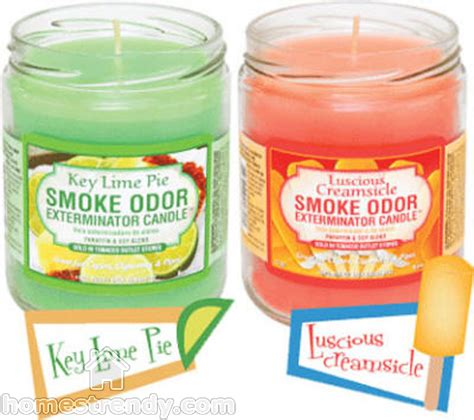 do candles reduce cigarette smoke picture 1