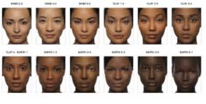 pictures of different skin colors picture 2
