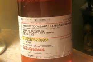 vicodin prescription picture 2