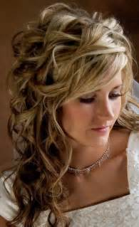 hair styles for weddings curly picture 7