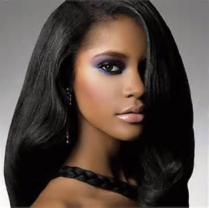 black healthy hair picture 3