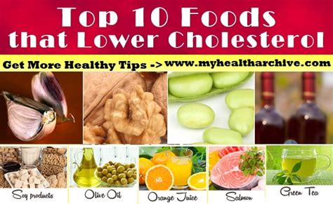 Foods low cholesterol picture 1