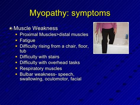 fatigue muscle weakness diarohea are symptoms of what picture 5