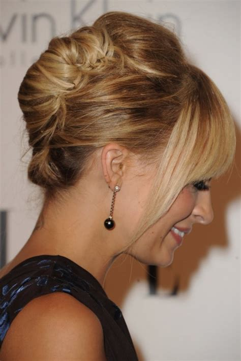 french twist hair styles picture 14