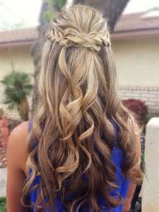 down hair styles for dances picture 2