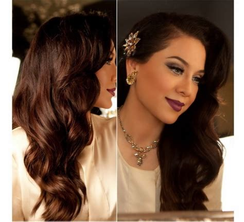 celebrity formal hair styles picture 11