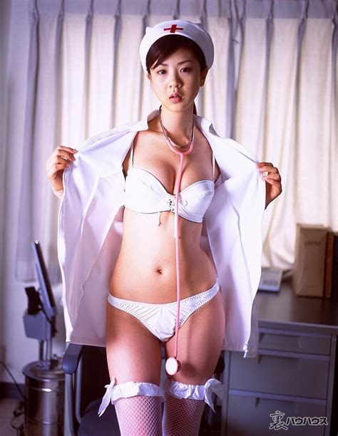 japanese sexy nurse and patients in hospitals daily picture 9