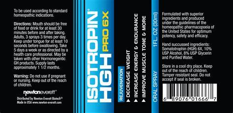 isotropin hgh pro 6x oral spray picture 6