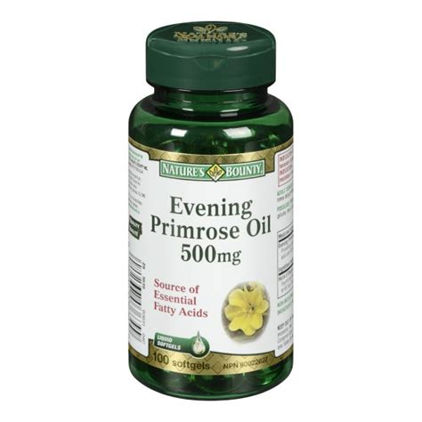 natures bounty evening primrose oil 1000mg for acne picture 5