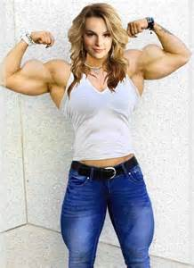 muscle female muscle morph picture 11