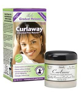 Curlaway natural hair relaxer review picture 1