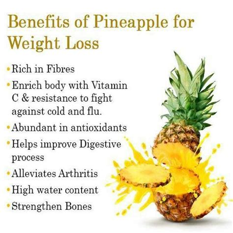 peneapple and weight loss picture 5