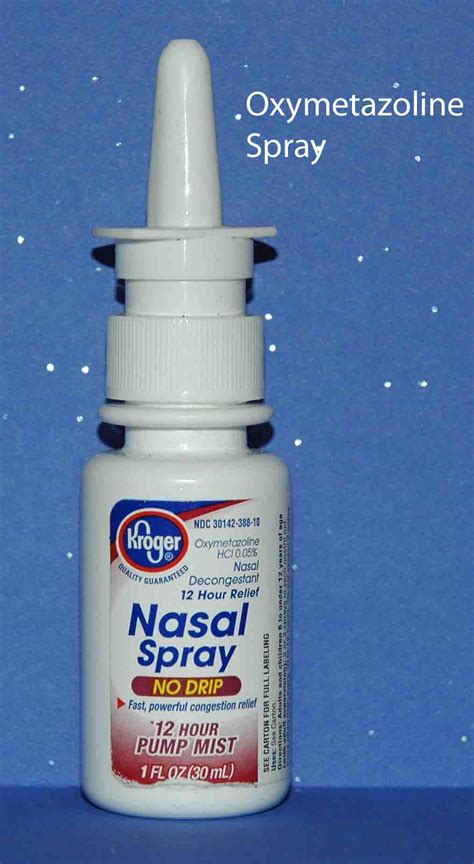 what is nasal spray that bought for her picture 5