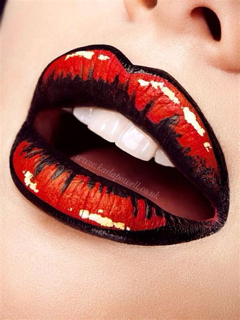 Artistic lips picture 1