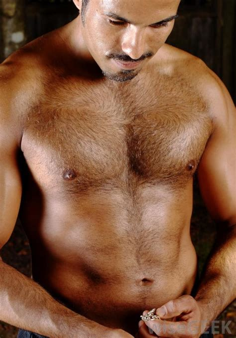 old man chest hair picture 7