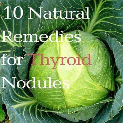 natural remedy dissolve thyroid nodules picture 6