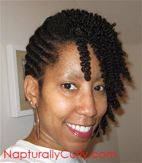can you perm black hair just a few picture 4