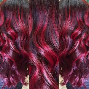 ruby red hair dye picture 9