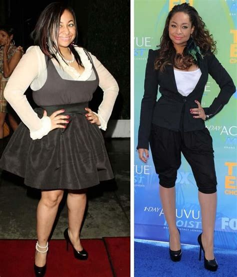 how did raven symone lose weight picture 6