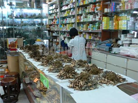 chinese herbal store picture 14