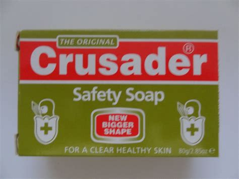 crusader soap reviews picture 3