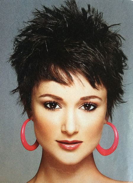 cutting short spikey hair picture 11