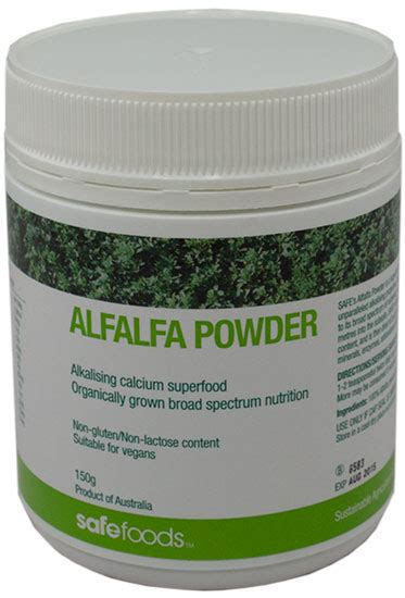 alfalfa powder supplement for eyes picture 10