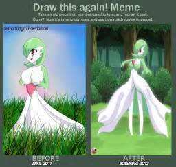 gardevoir breast growth picture 9