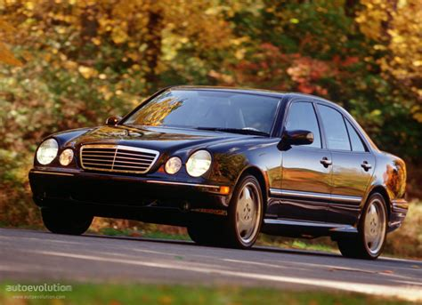 w210 2001 mercedes benz amg picture 13
