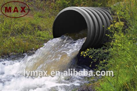draining a huge long pipe picture 5