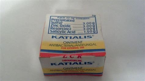 katialis ointment on face picture 5