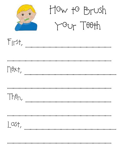 first grade theme learning about teeth picture 12
