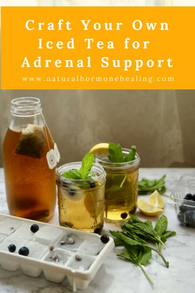 chamomile mint tea for adrenal glands picture 6