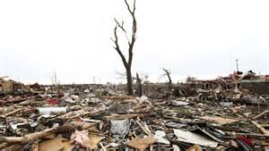 where does the debris go after a tornado picture 1