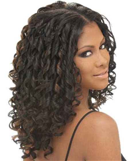 black women hair weaves picture 2