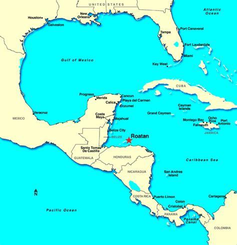 city map of isla colon panama picture 4