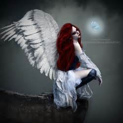 dark hair angel pictures picture 5