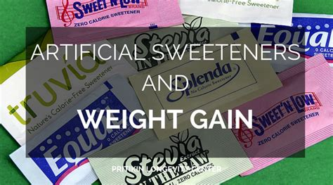 artificial sweeteners and weight gain picture 2