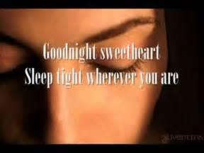 go to sleep now goodnight lyrics picture 2