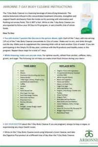 7 day cleanse arbonne reviews picture 11