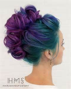 crazy hair coloring techniques picture 7