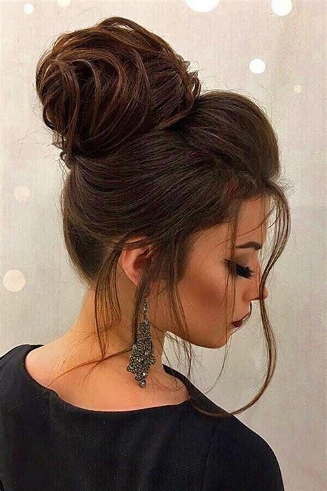bun hair styles picture 2