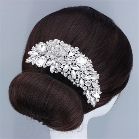 austrian crystal hair accessories picture 19