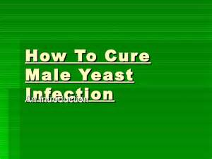 how to cure male yeast infection picture 1