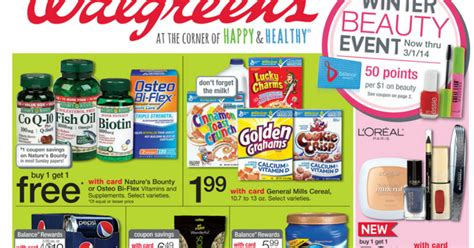 walgreens 4 dollar list for 2014 picture 3
